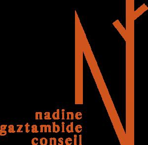 Ceci est une déclinaison du logo de l'entreprise NaGa Conseil dirigée par Nadine Gaztambide. L'objectif de NaGa Conseil est de conseiller les dirigeants de TPE et PME situé au pays basque à améliorer la gestion et la rentabilité de leur entreprise.
